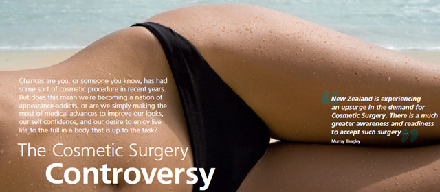 PDF - the cosmetic surgery controversy